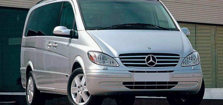 Минивен Mercedes-Benz – Vito