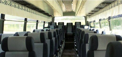 Междугородние пассажирские автобусные перевозки