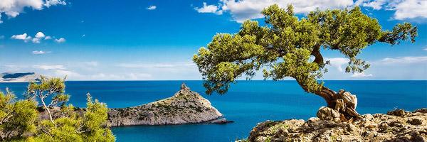 Летний отдых на Азовском море, в Крыму и на Кавказе