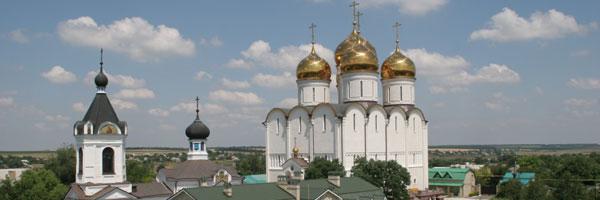 Экскурсия в Никольское. Свято-Успенский монастырь