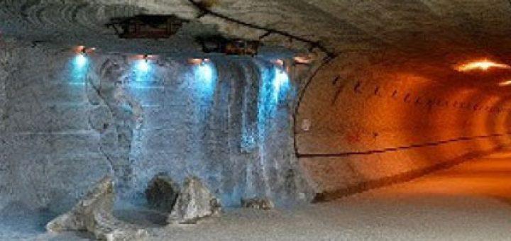 Экскурсии в Соледар - Соляные шахты