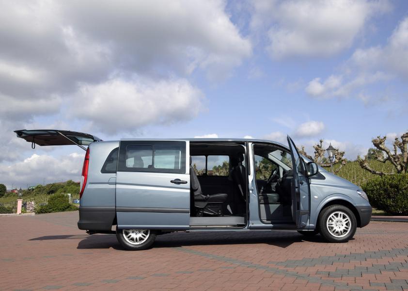 Оренда Mercedes-Benz Vito