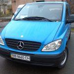 Минивен Mercedes-Benz Vito