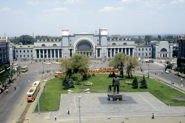 Бронирование мест. Автобус Луганск-Днепропетровск по Украине.
